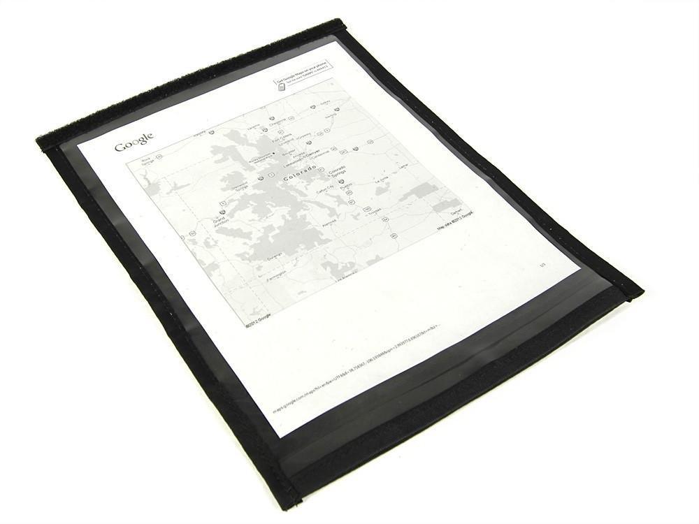Plain Paper Map Pocket Wolfman Luggage/M927