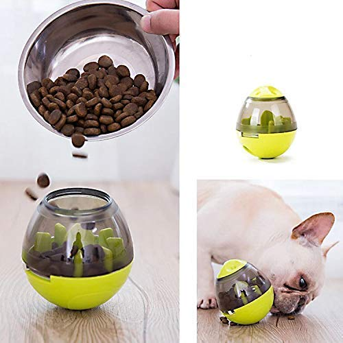 Every Needs Interactive Food Dispensing Dog Toy IQ Developer Pet Food Dispensing Ball