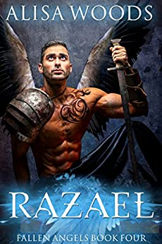 Razael (Fallen Angels 4) - Paranormal Romance by [Woods, Alisa]