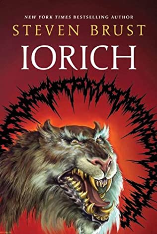 book cover of Iorich