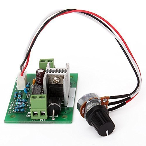 DN 3.2A PWM Motor Speed Control Controller/Regulator 12V-24V DC One-way