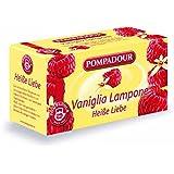 Pompadour - Mix Vaniglia E Lampone Per Infuso - 20 filtri - [confezione da 3]