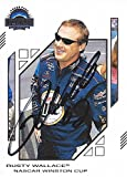 AUTOGRAPHED Rusty Wallace 2003 Press Pass Eclipse (#2 Miller Lite Racing) Signed Collectible NASCAR Trading Card with COA
