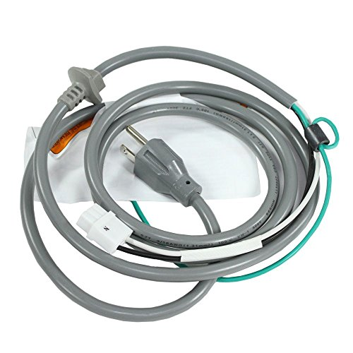 lg washer power cord - 5