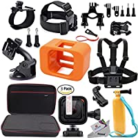 Deyard S-07 Accessories bundle for HERO5 Session HERO Session Camcorder