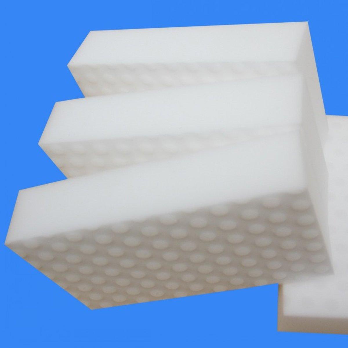VANTEAM – 50 pcs/lot High density Compressed nano sponge, Cleaning Eraser Sponge, Melamine Foam Sponges, multi-functional Cleaning 100x60x20mm.