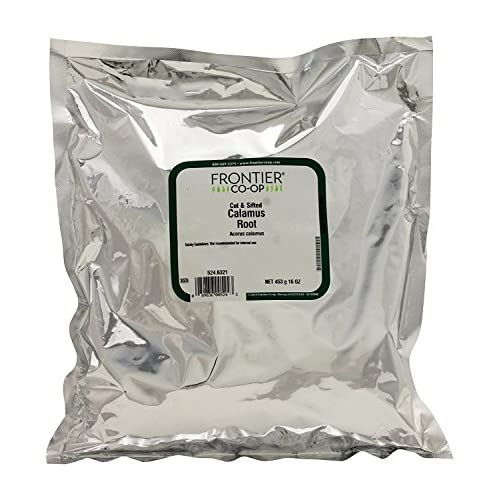 Cheap Calamus Root Cut & Sifted - 1 lb,(Frontier) for cheap