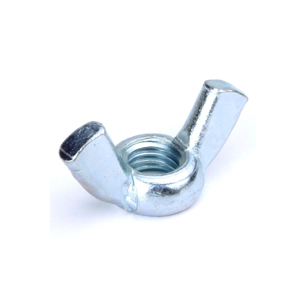 Size M6 BZP Wing Nut Fixing - Pack 5 Charles Watson