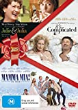 It's Complicated / Julie and Julia / Mamma Mia! | 3 Discs | NON-USA Format | PAL | Region 4 Import - Australia