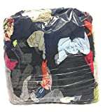 TheSafetyHouse Colored Rags - 25 Pound Pack