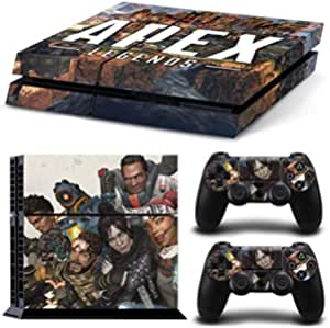 Stickers For Apex Legends Controller Skins For Sony PlayStation4 Game Controller For PS4 Slim Pro Stickers