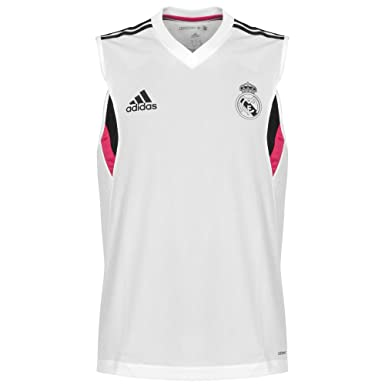 maillot entrainement Real Madrid gilet