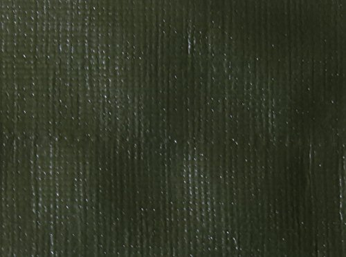 PolyTarp PE-Abdeckplane - Gewebeplane - 210 g/m² - grün 8,0 m x 12 m