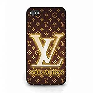 The LV Cover funda de/funda Apple Apple iPhone 4/iPhone 4S,Protective Rubber Cell Louis And Vuitton funda de/funda Cover,Louis And Vuitton Apple Apple iPhone 4/iPhone 4S funda de/funda Cover