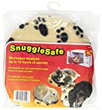 Snuggle Safe Pet Bed Microwave Heating Pad For Sale