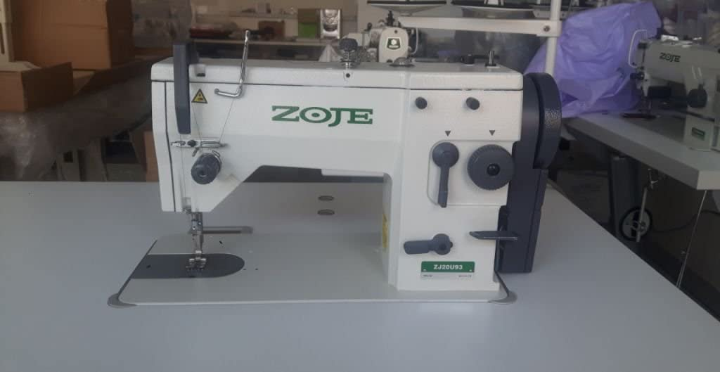 ZOJE de la Industria de Coser – Zigzag y Puntada Recta – Completo ...