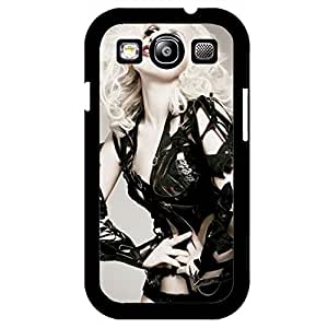 Sexy Cool Ladygaga Phone Case Cover for Samsung Galaxy S3 I9300 Hipster