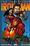 img - for Iron Man by Kurt Busiek & Sean Chen Omnibus book / textbook / text book