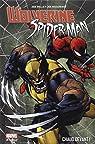 Spider-Man / Wolverine: Chaud Devant par Madureira