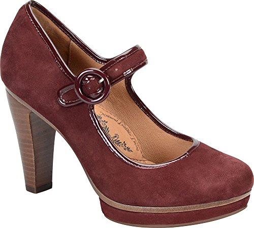 Sofft Red Shoes (Sofft - Womens - Monique)