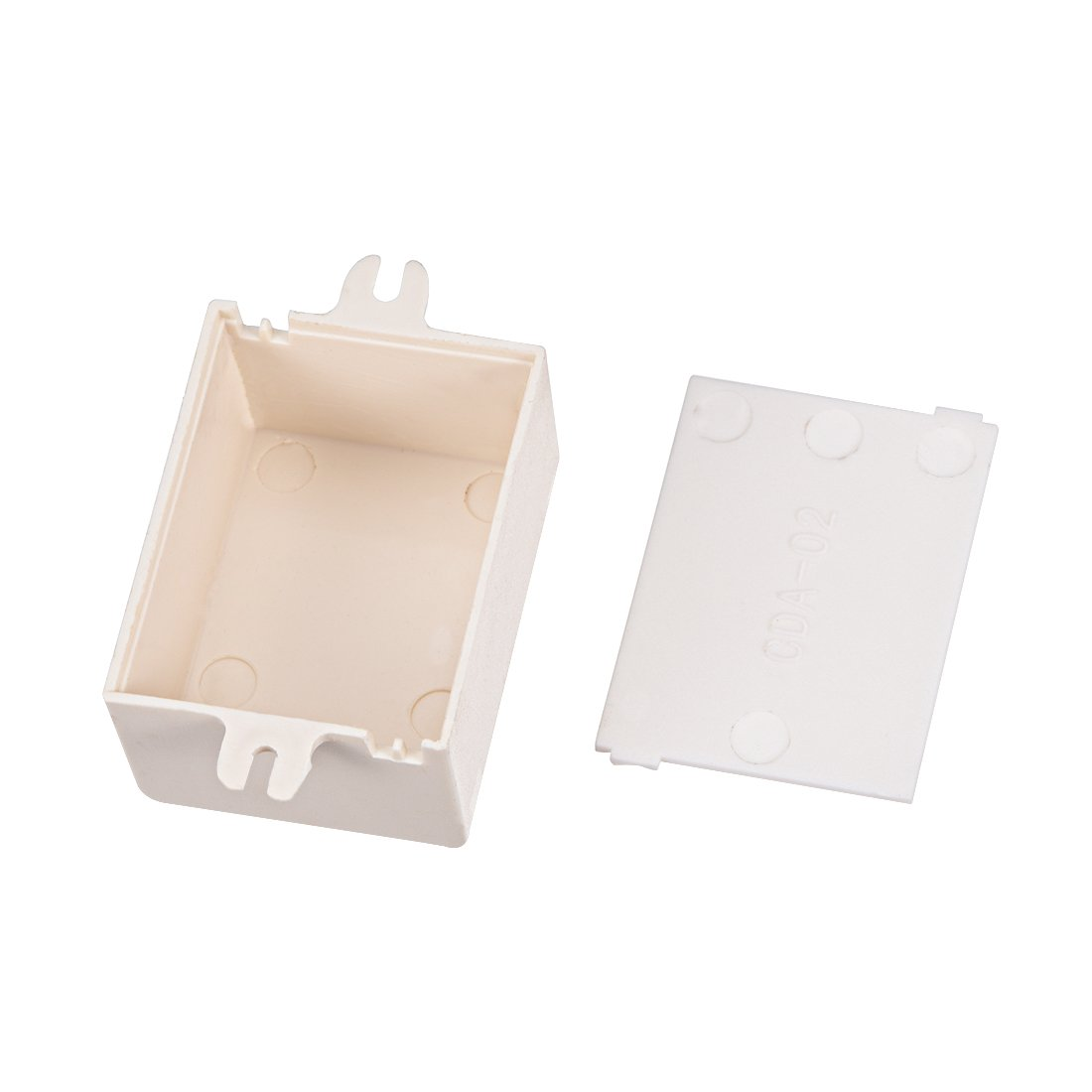 Uxcell a14021900ux0443 10pcs 40x20x11mm Power Project Enclose Case Junction Box Pack of 10