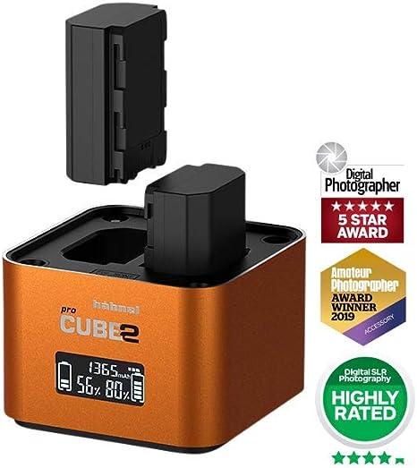 Hähnel proCube2 Doppel Ladegerät für Sony