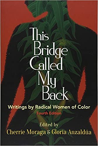 Cover art for the bridge called my back