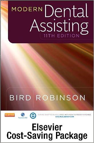 Modern Dental Assisting - Text, Workbook, and Boyd: Dental ...
