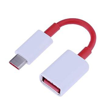 Domybest - Cable cargador USB tipo-C OTG adaptador para ...