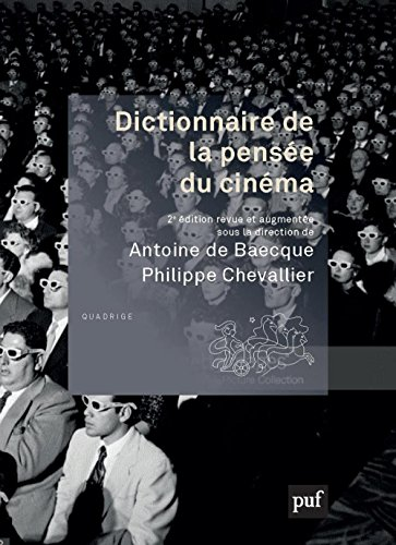 Dictionnaire de la pensée du cinéma