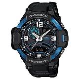 G-Shock GA1000-2B Master of Gravity Stylish Watch - Black / One Size Rating