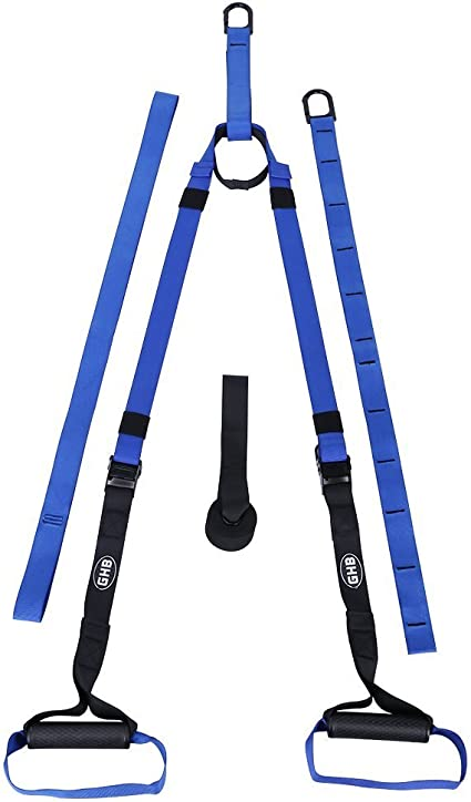 GHB Kit Suspension Trainer-Aparato Para Fitness ...