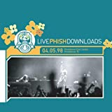 LivePhish 04/05/98 by Phish (2005-07-19)