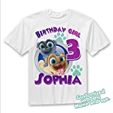 Puppy Dog Pals Birthday girl shirt, Puppy Dog Pals Party shirt
