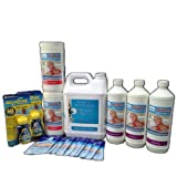 Happy Hot Tubs * The Big Legend * Hot Tub Chemical Kit For Hotspring Spas