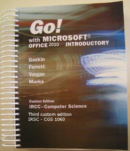 microsoft office 2010 introduction pdf
