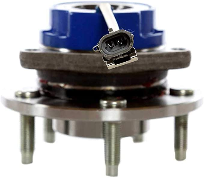 2 Auto Shack HB612381PR Wheel Hub Bearings Fits Rear Pair