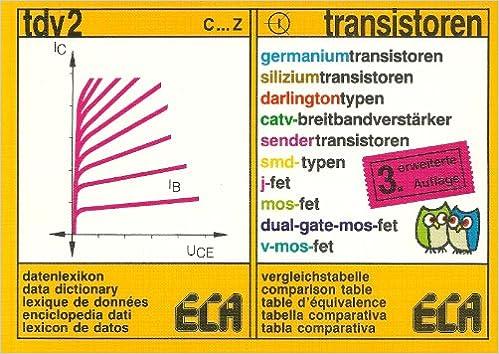 Transistor Vergleichstabelle Ebook
