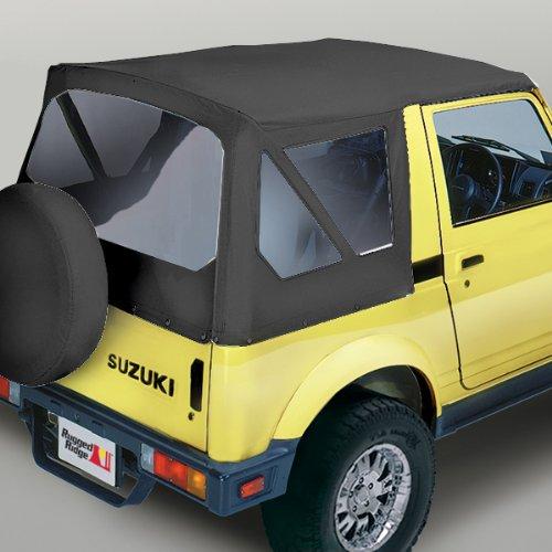 Rugged Ridge 53701.15 Fabric Replacement - Samurai 1987 Parts Suzuki
