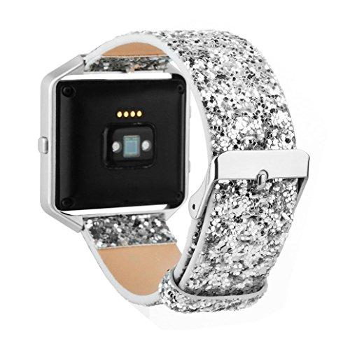 Alonea Luxury Wrist Watch Band Strap For Fitbit Blaze Activity Tracker Watch - Mens Blaze