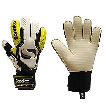 47a4eaa655f Sondico Mens Aquaspine Goalkeeper Football Training Sports Accessories White Yellow  8