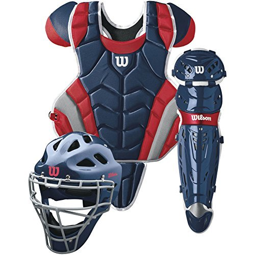 Wilson C1K Catcher's Gear Kit – DiZiSports Store