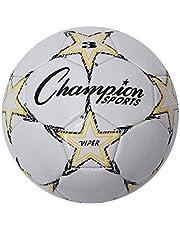 Champion Sports Viper Soccer Ball