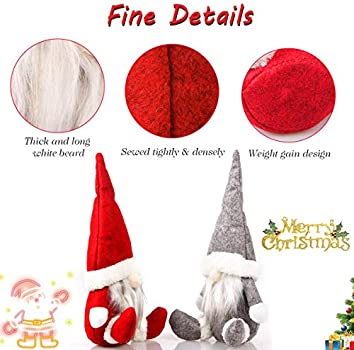 58 inch FOE DIY Hair Tie Making Supply Holiday Elastic Christmas Gnomes Print Fold Over Elastic Craft Supplies Holiday Trendy Trends