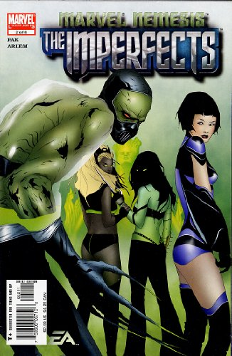 marvel rise of the imperfects 2 - 3