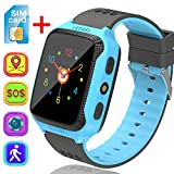 Best Child Locator Watch For Kids - [SIM Card Included] Smart Watch for Girls Boys Review