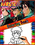 Naruto Coloring Book_book