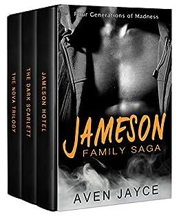 the nova trilogy aven jayce