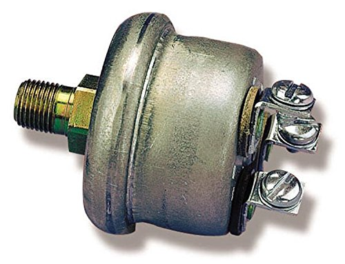 Holley 12-810 Electric Fuel Pump Safety Pressure Switch ()