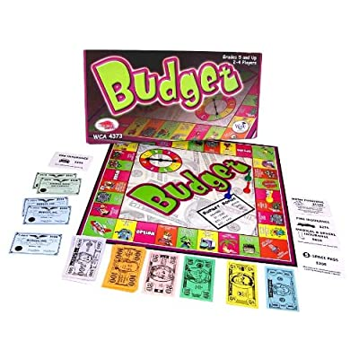 Budget Board Game: Toys & Games